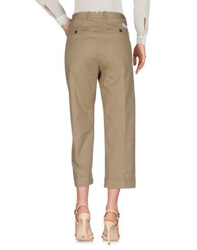 Фото 2 - Повседневные брюки от NINE:INTHE:MORNING цвета хаки