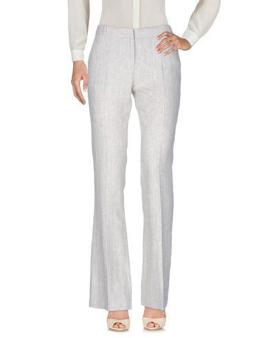 Фото - Повседневные брюки от KILTIE светло-серого цвета