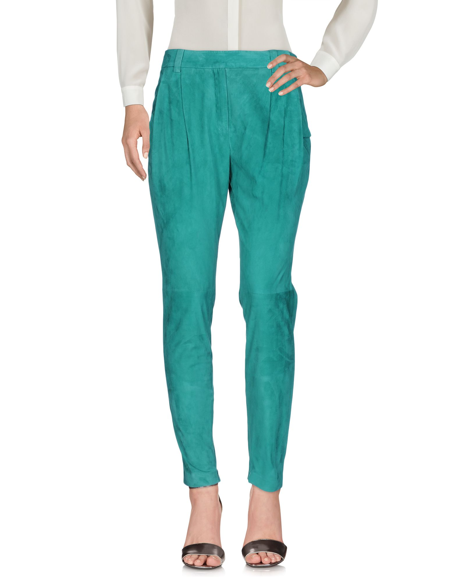 VIONNET Повседневные брюки vionnet vionnet платье из шелка sf 145254