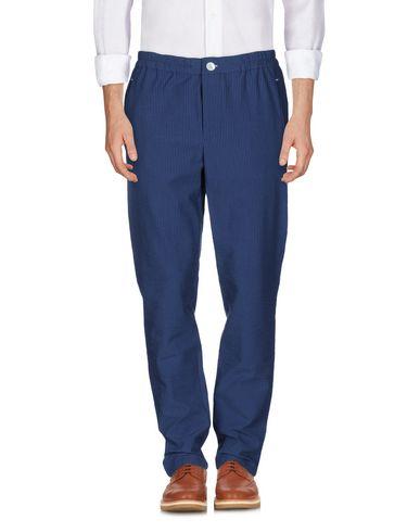 Купить Повседневные брюки от BIG UNCLE синего цвета
