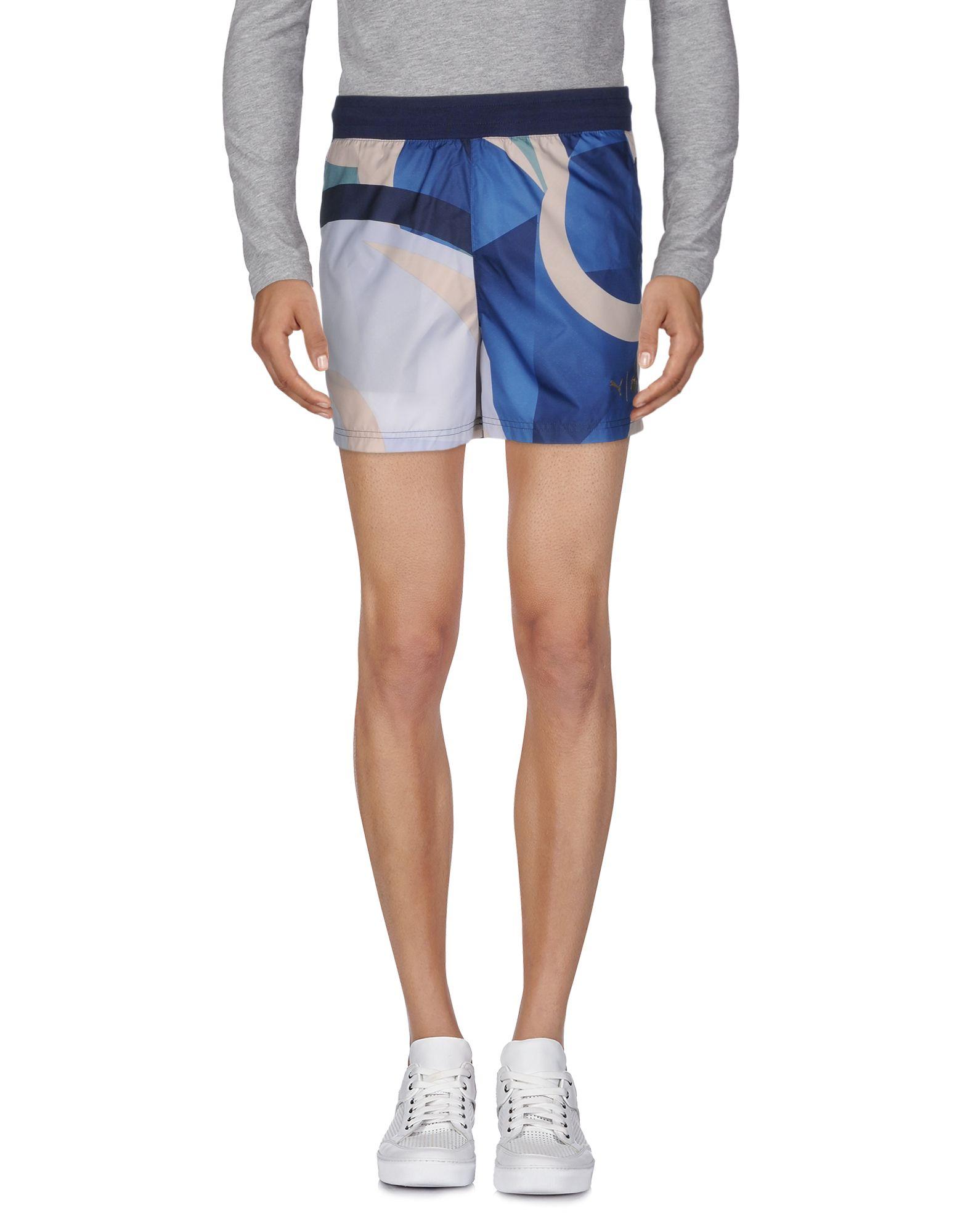 PUMA x CAREAUX Повседневные шорты шорты спортивные puma puma pu053emamtt0