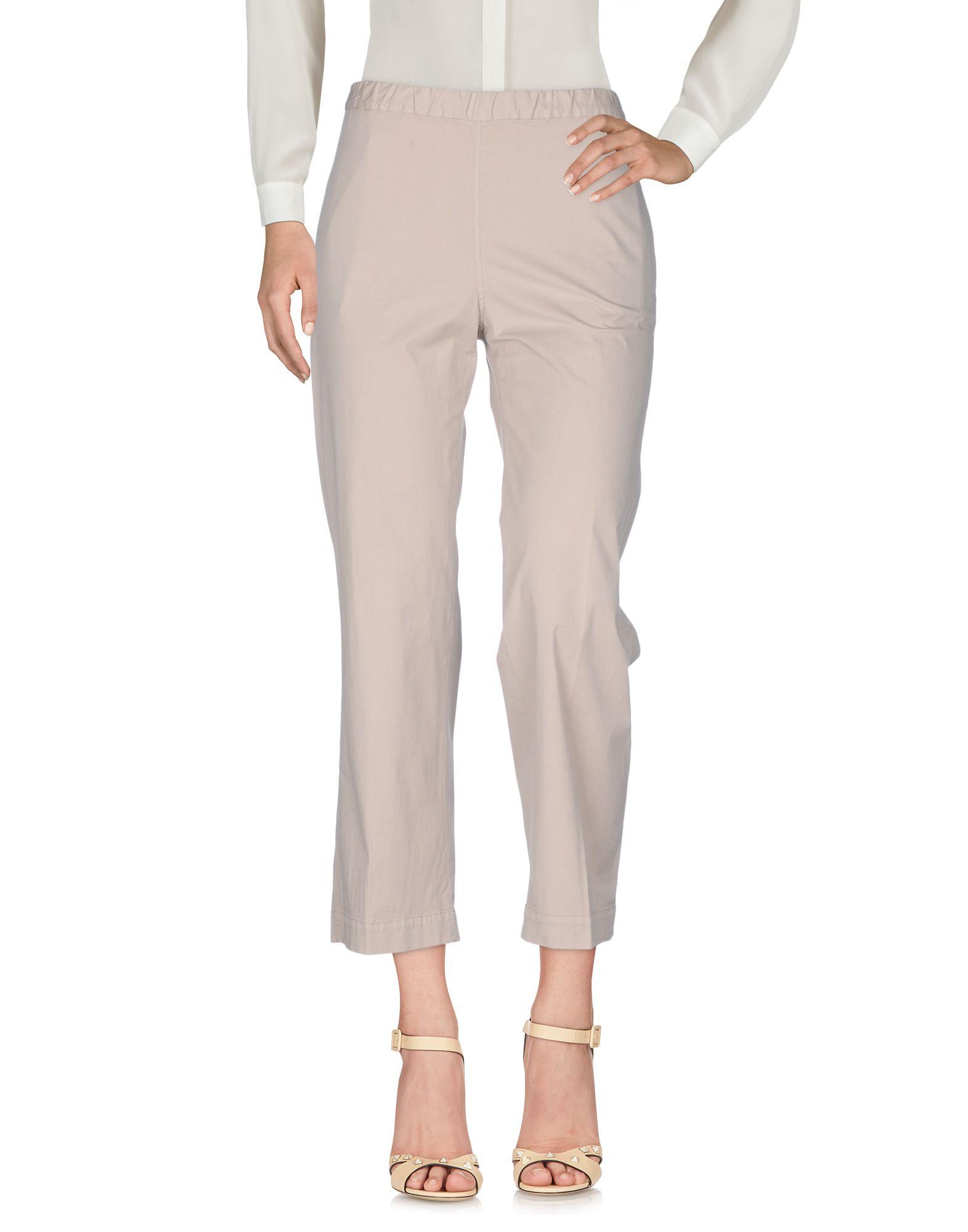 Фото QL2 QUELLEDUE Повседневные брюки. Купить с доставкой