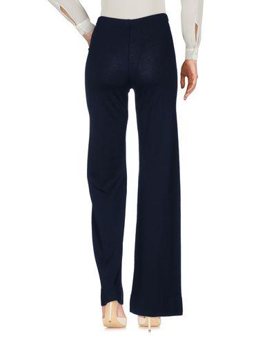 Фото 2 - Повседневные брюки от NEERA темно-синего цвета