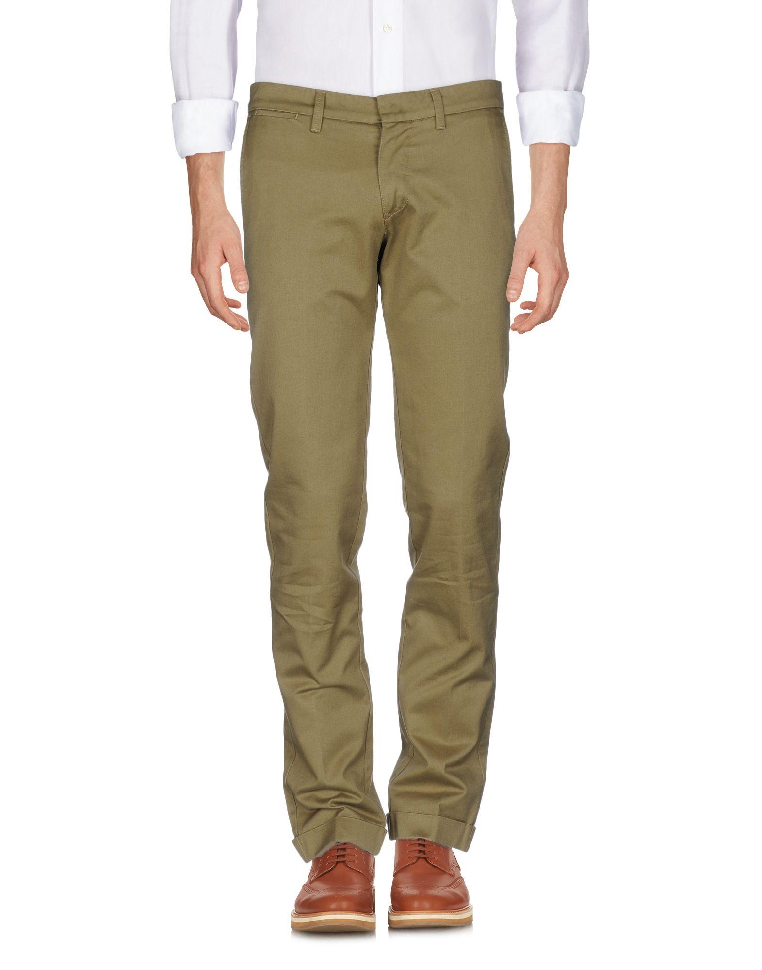 цена AIGUILLE NOIRE by PEUTEREY Повседневные брюки