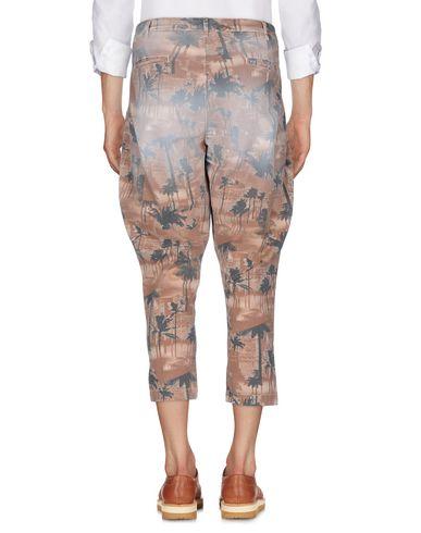 Фото 2 - Повседневные брюки от NEILL KATTER светло-коричневого цвета