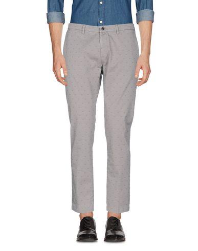 Фото - Повседневные брюки от BRIGLIA 1949 серого цвета