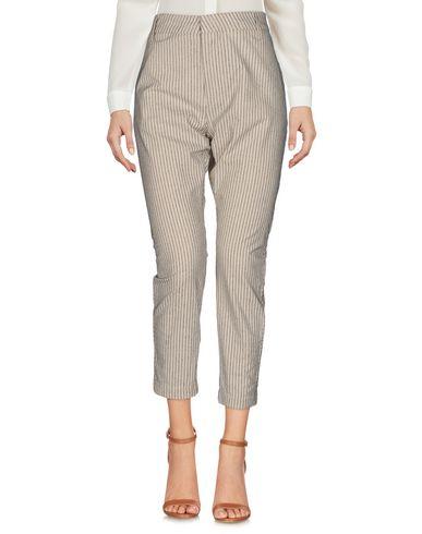 Купить Повседневные брюки от SIBEL SARAL бежевого цвета