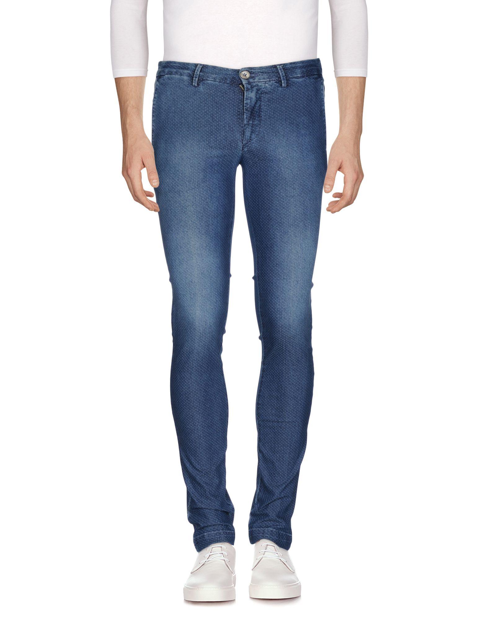 MANUEL RITZ Джинсовые брюки цена 2017