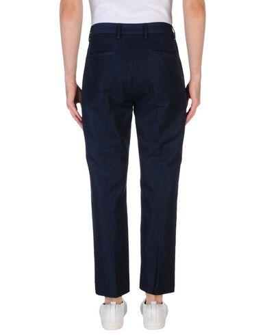 Фото 2 - Повседневные брюки от PENCE темно-синего цвета