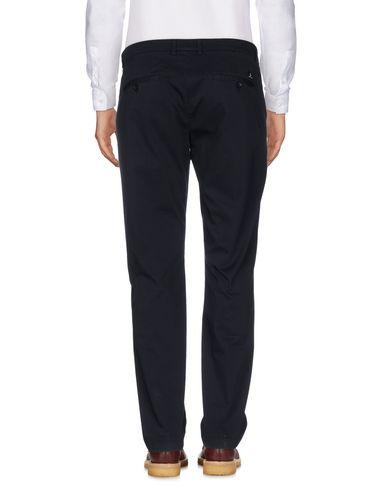 Фото 2 - Повседневные брюки от DEPARTMENT 5 темно-синего цвета