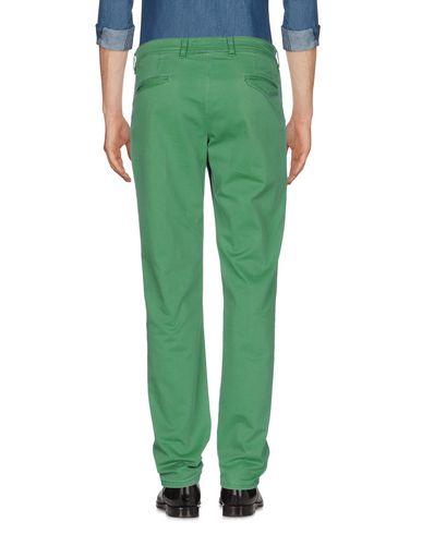 Фото 2 - Повседневные брюки от BERWICH зеленого цвета