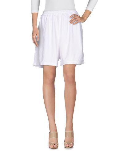 Pantaloni bermuda Bianco donna PAURA Bermuda donna