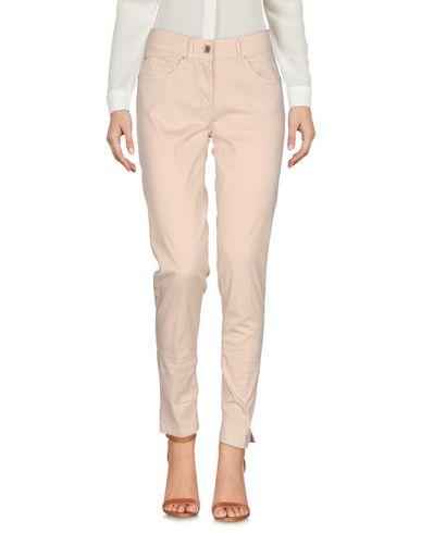 Фото - Повседневные брюки от 19.70 NINETEEN SEVENTY бежевого цвета