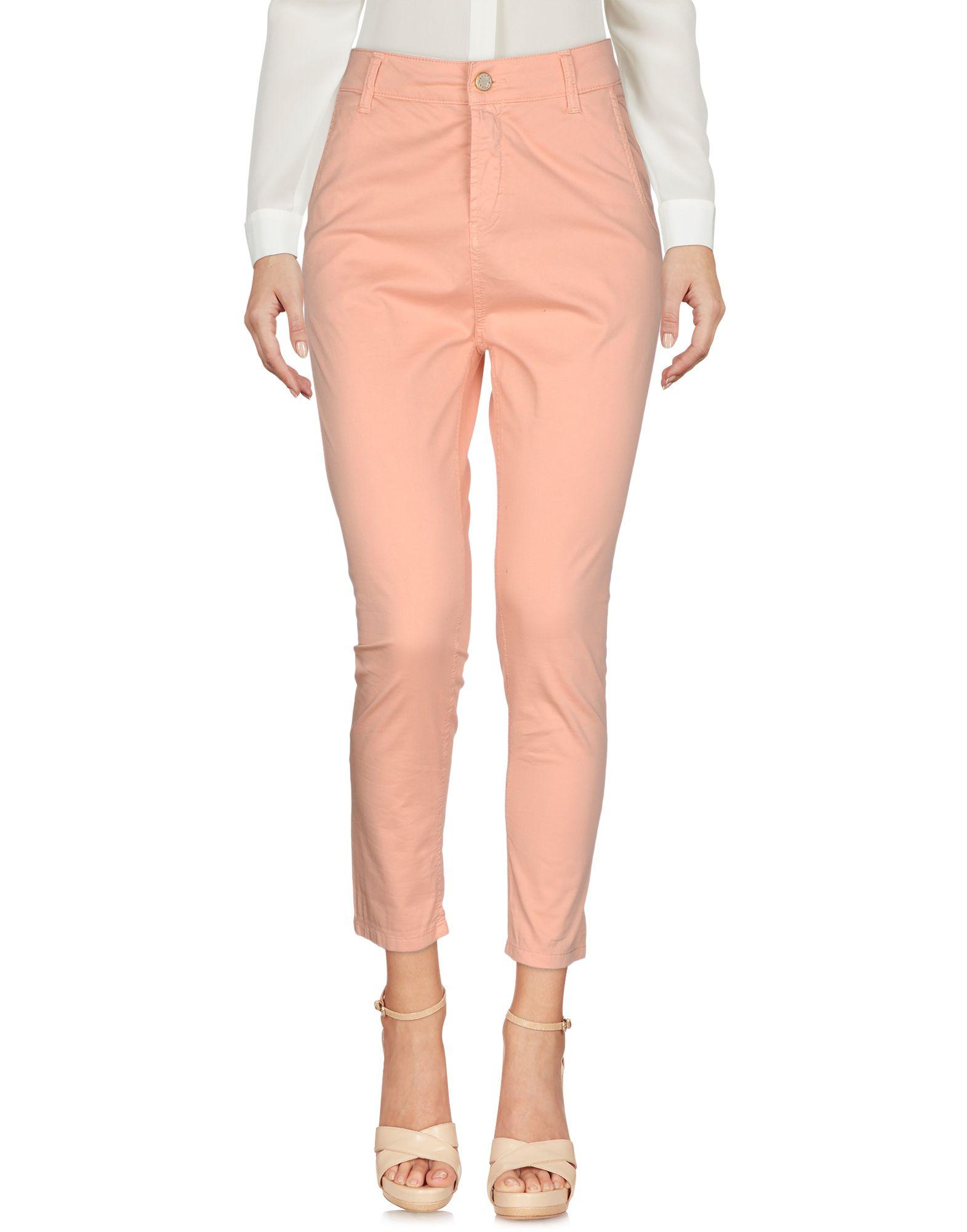 MANILA GRACE Повседневные брюки брюки и капр