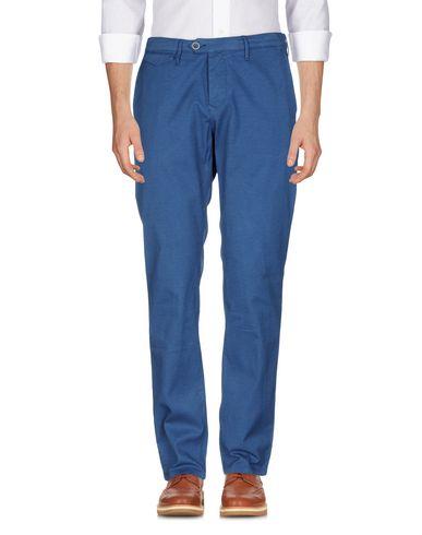 Фото - Повседневные брюки от OAKS синего цвета