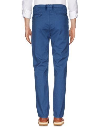 Фото 2 - Повседневные брюки от OAKS синего цвета