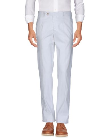 Фото - Повседневные брюки от PAOLONI белого цвета