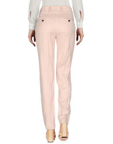 Фото 2 - Повседневные брюки от FORTE_FORTE цвет телесный