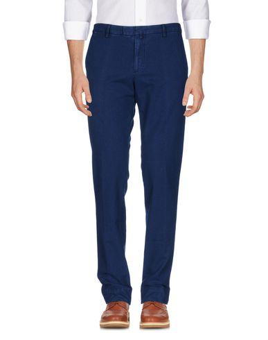Фото - Повседневные брюки от BRIGLIA 1949 темно-синего цвета