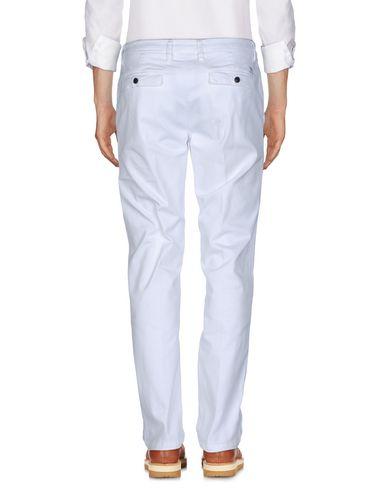 Фото 2 - Повседневные брюки от DEPARTMENT 5 белого цвета