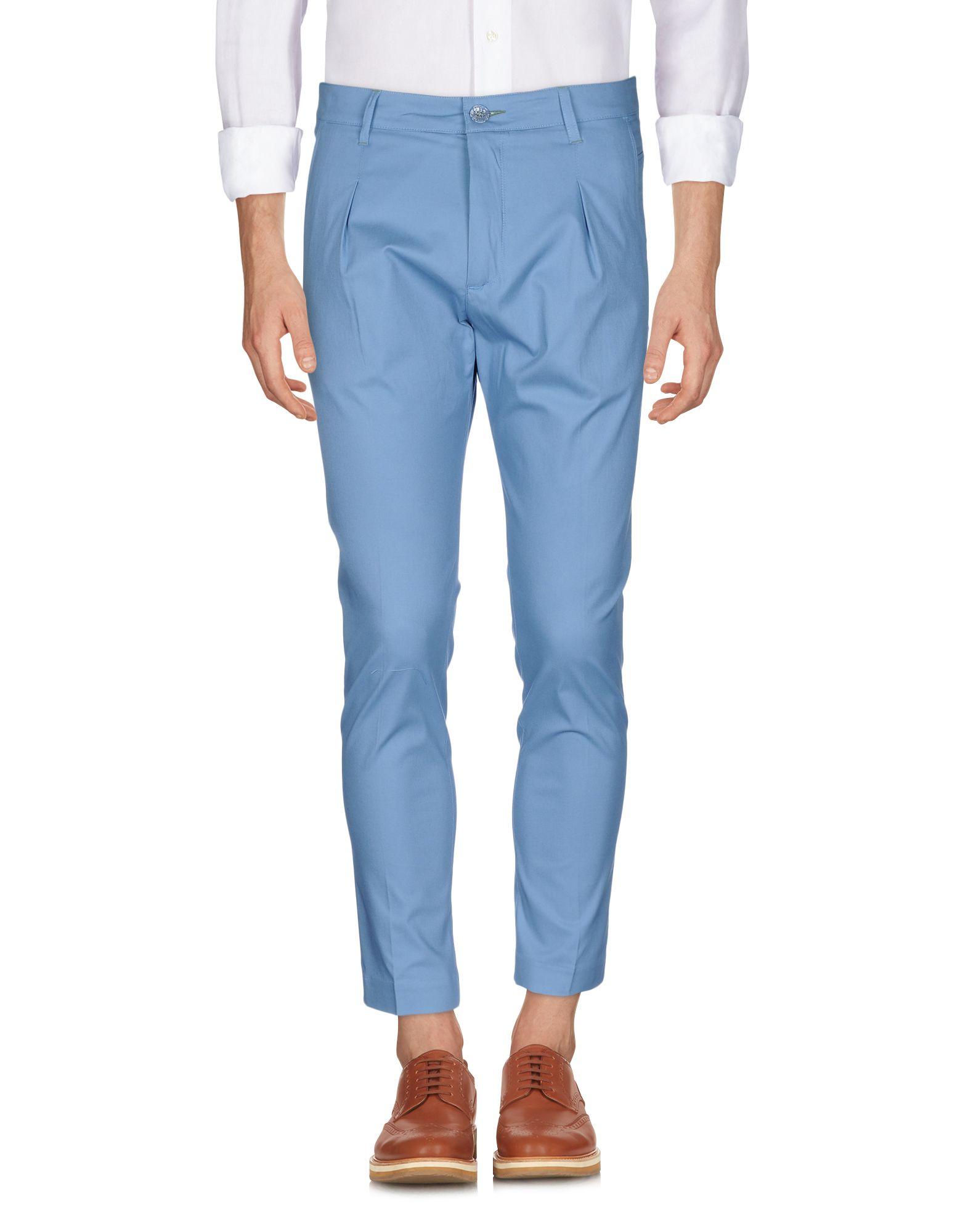 NEILL KATTER Повседневные брюки