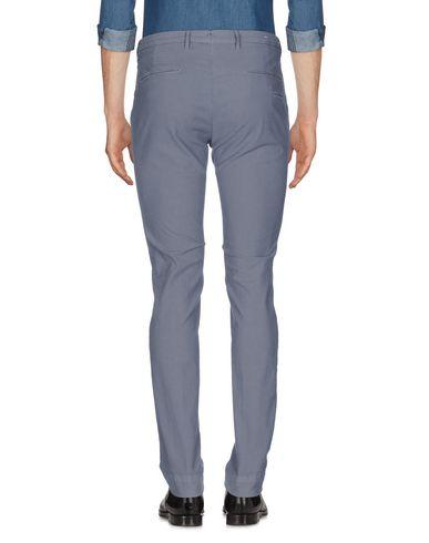 Фото 2 - Повседневные брюки от BRIGLIA 1949 серого цвета