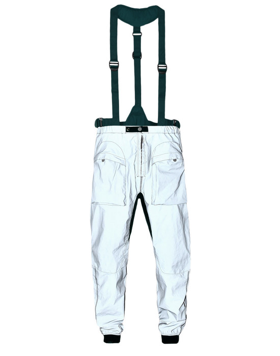 DUNGAREE F0199 GARMENT DYED PLATED REFLECTIVE WITH NY JERSEY-R STONE ISLAND - 0