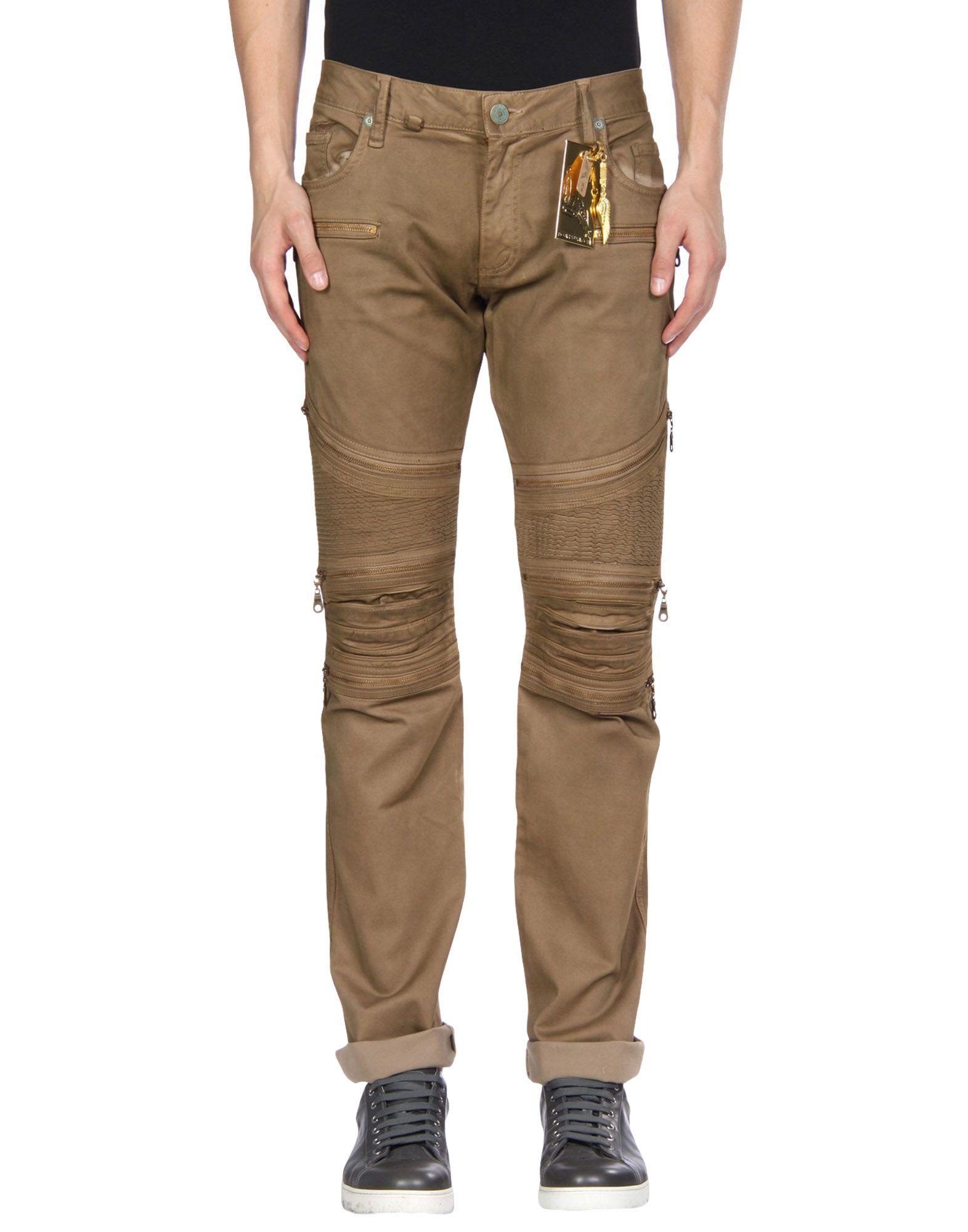 ROBIN'S JEAN Casual Pants in Khaki