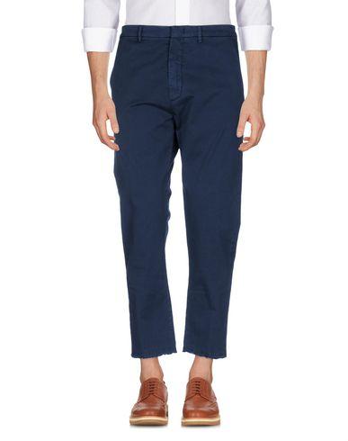 Фото - Повседневные брюки от PENCE темно-синего цвета