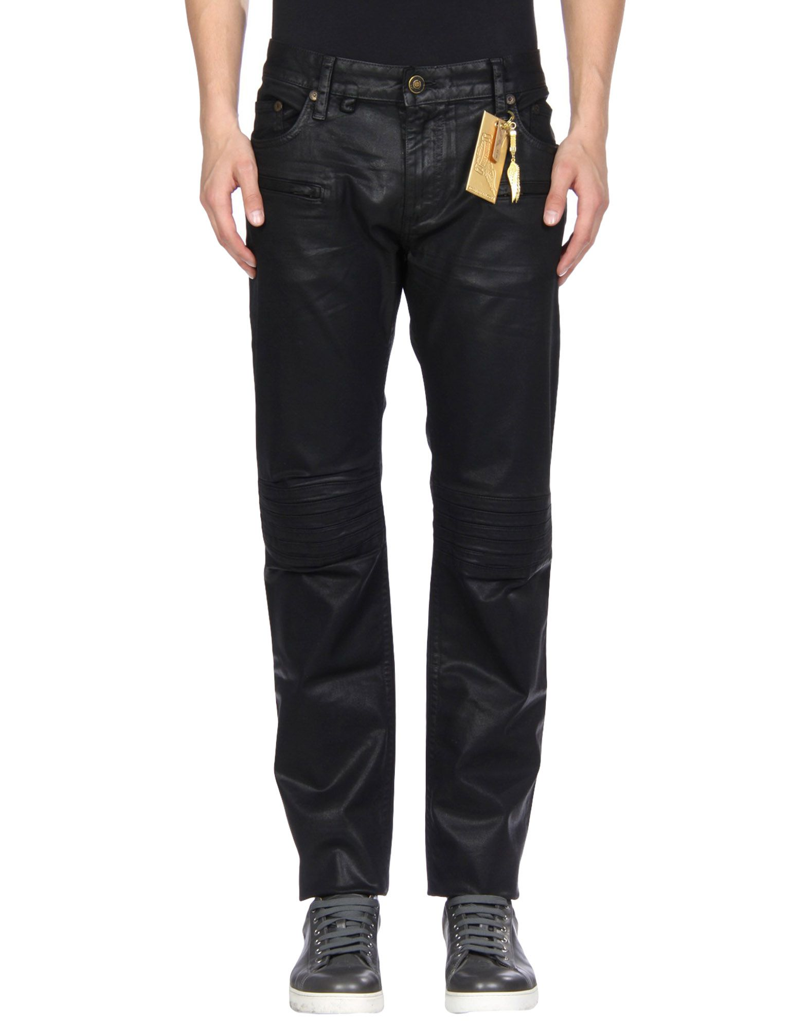 ROBIN'S JEAN Casual Pants in Black