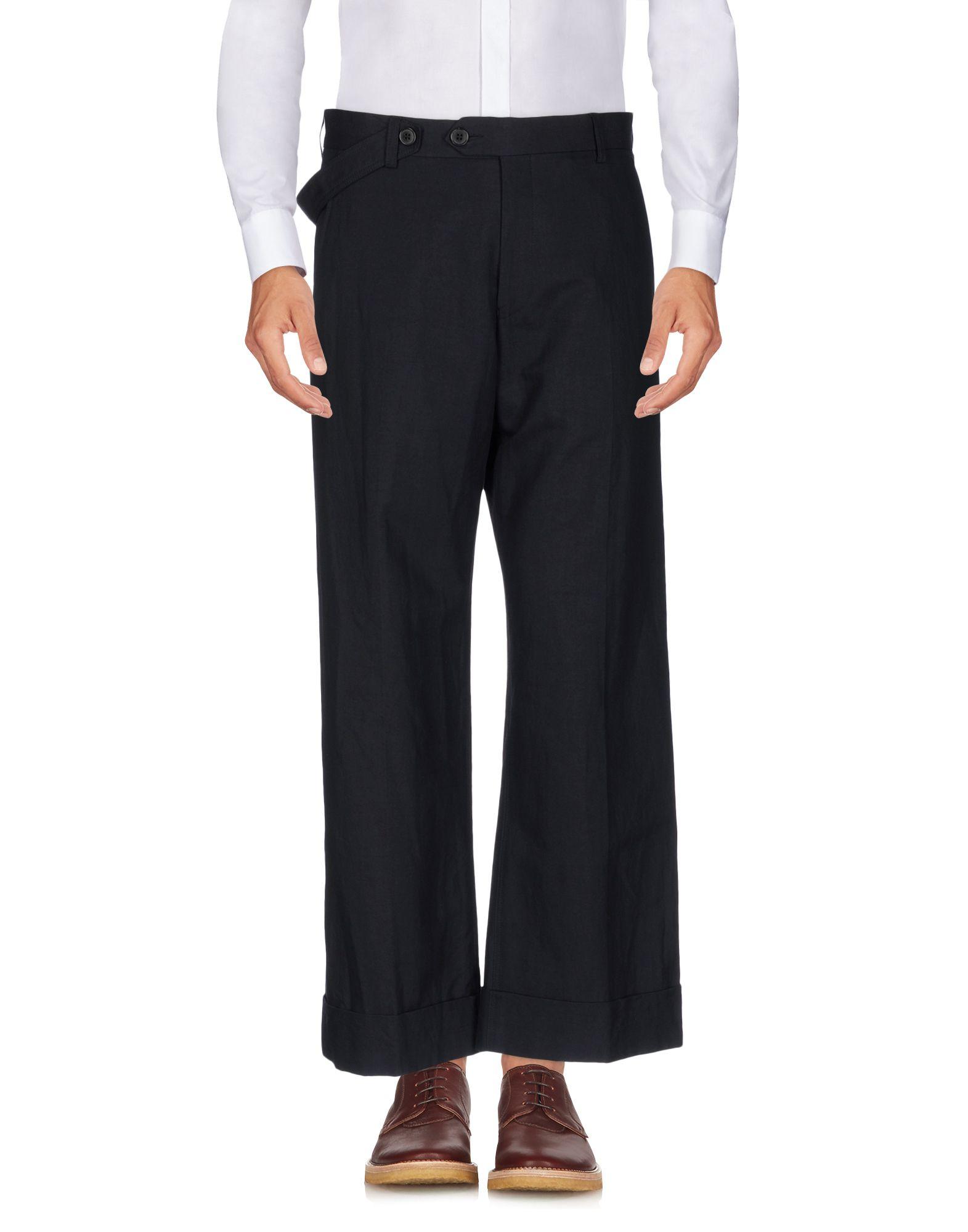 Фото DRIES VAN NOTEN Повседневные брюки. Купить с доставкой