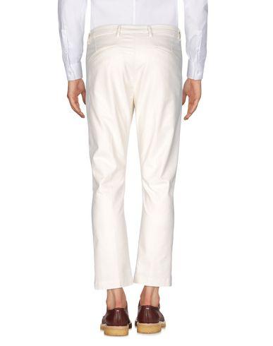 Фото 2 - Повседневные брюки от PENCE цвет слоновая кость