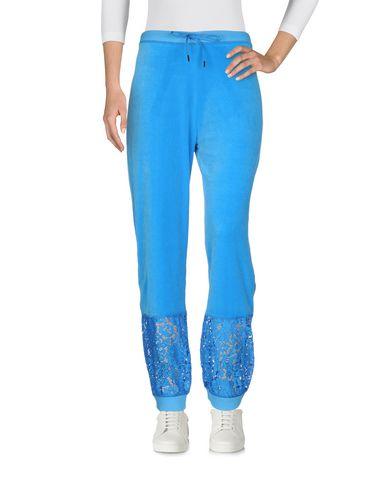 Фото - Повседневные брюки от VDP CLUB лазурного цвета