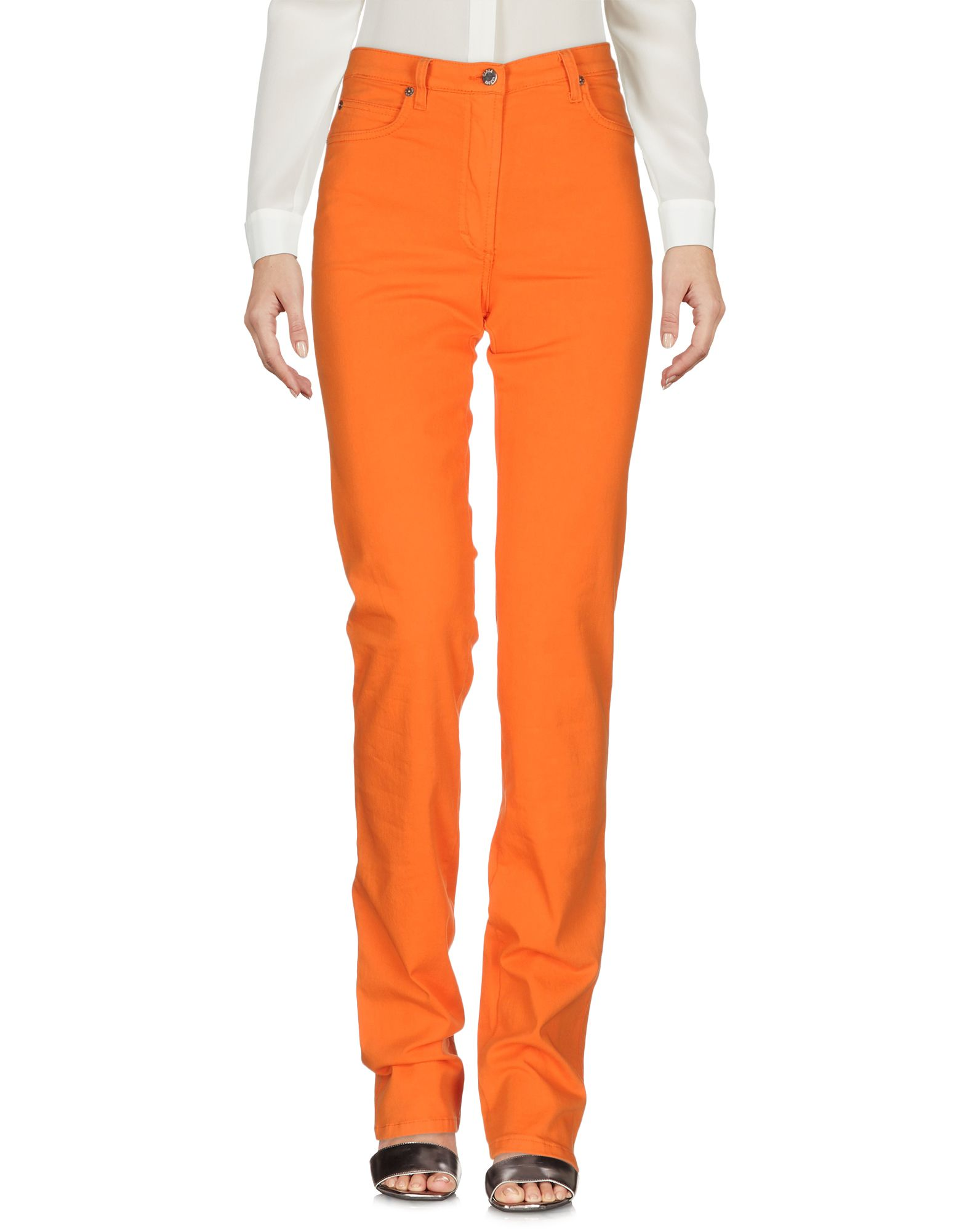 SPORTMAX CODE Damen Hose Farbe Orange Größe 3