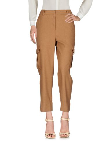 Купить Повседневные брюки от JUCCA цвета хаки