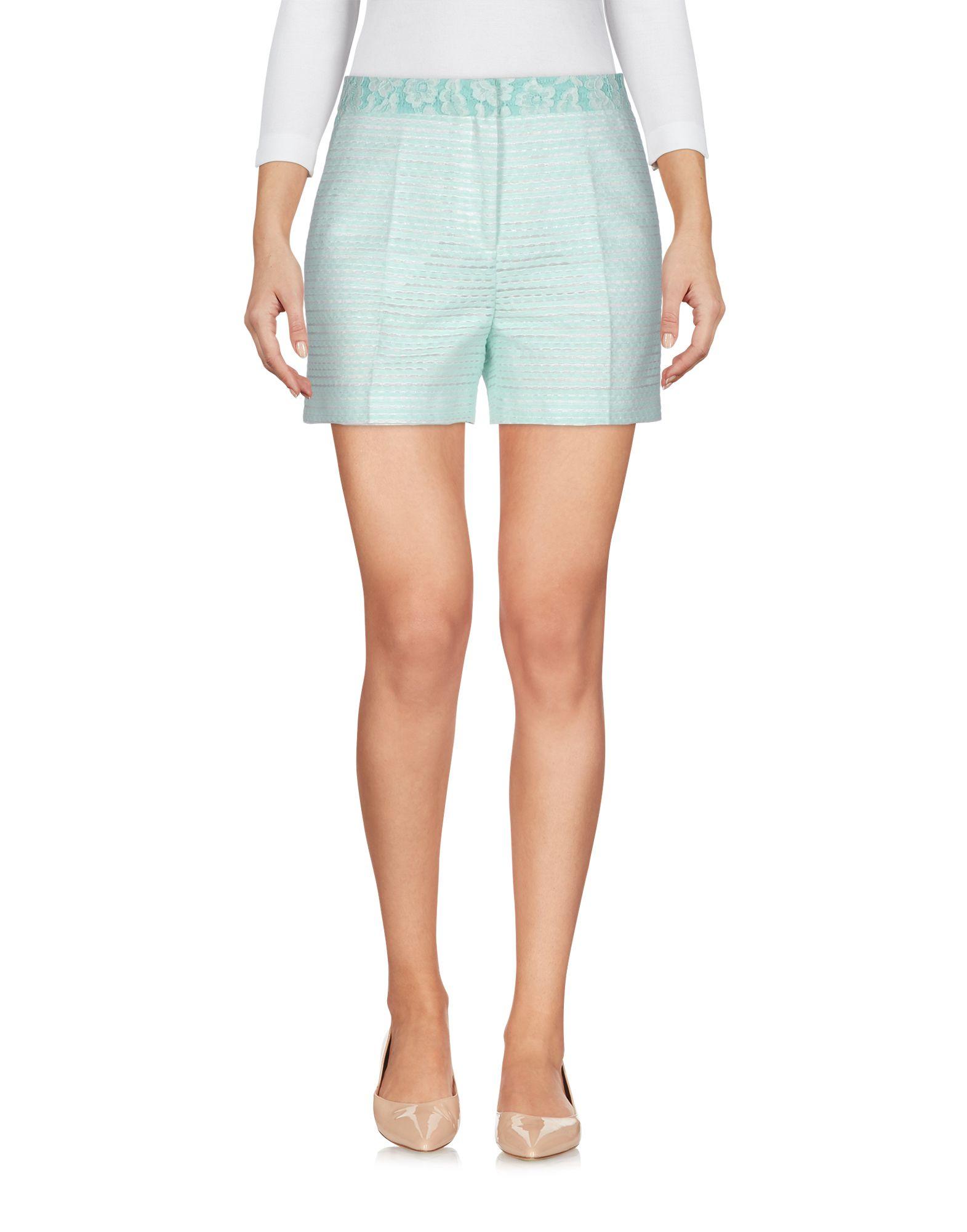 BLUMARINE Повседневные шорты miss blumarine повседневные шорты