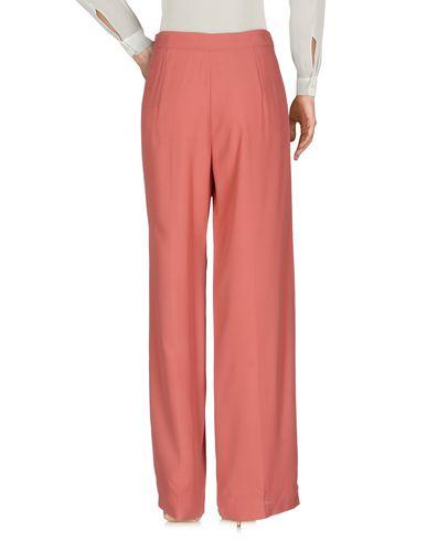 Фото 2 - Повседневные брюки от MALÌPARMI M.U.S.T. пастельно-розового цвета