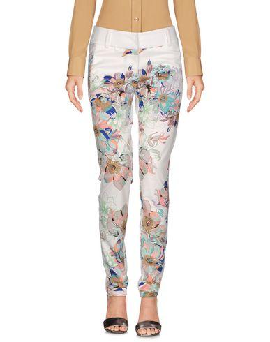 Фото - Повседневные брюки от WHO*S WHO белого цвета