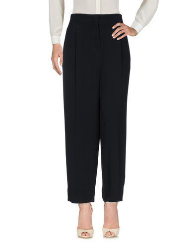 Фото - Повседневные брюки от INCOTEX черного цвета