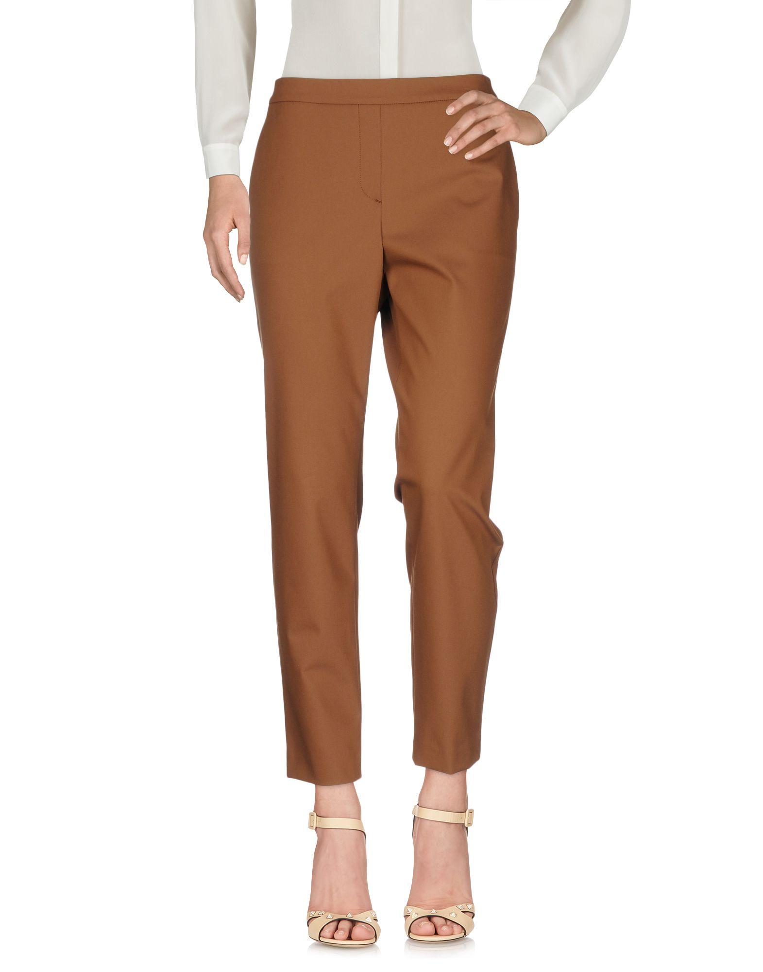 где купить  THEORY Повседневные брюки  по лучшей цене