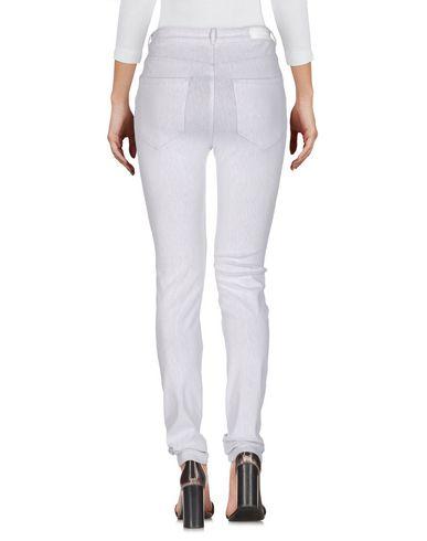 Фото 2 - Джинсовые брюки от ACYNETIC светло-серого цвета