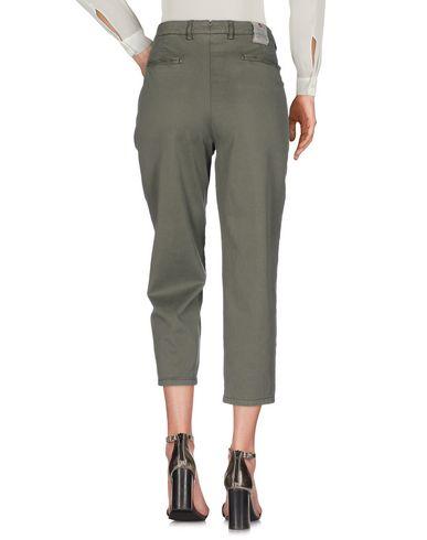 Фото 2 - Повседневные брюки от BERWICH цвет зеленый-милитари