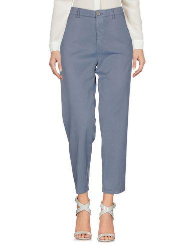Купить Повседневные брюки от BERWICH грифельно-синего цвета