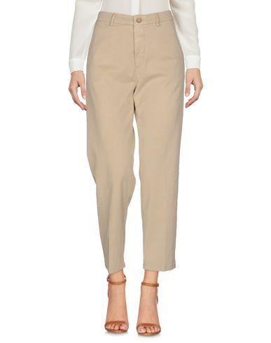 Купить Повседневные брюки от BERWICH бежевого цвета