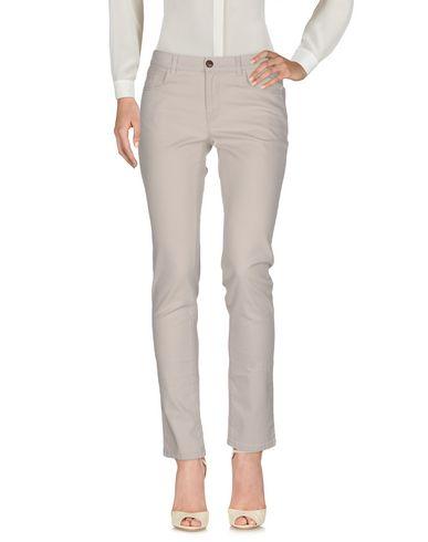 Фото - Повседневные брюки от MALÌPARMI светло-серого цвета