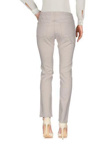 Фото 2 - Повседневные брюки от MALÌPARMI светло-серого цвета