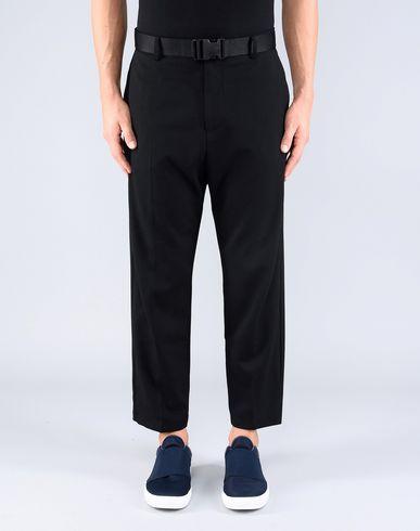 Фото 2 - Повседневные брюки от DBYD x YOOX черного цвета