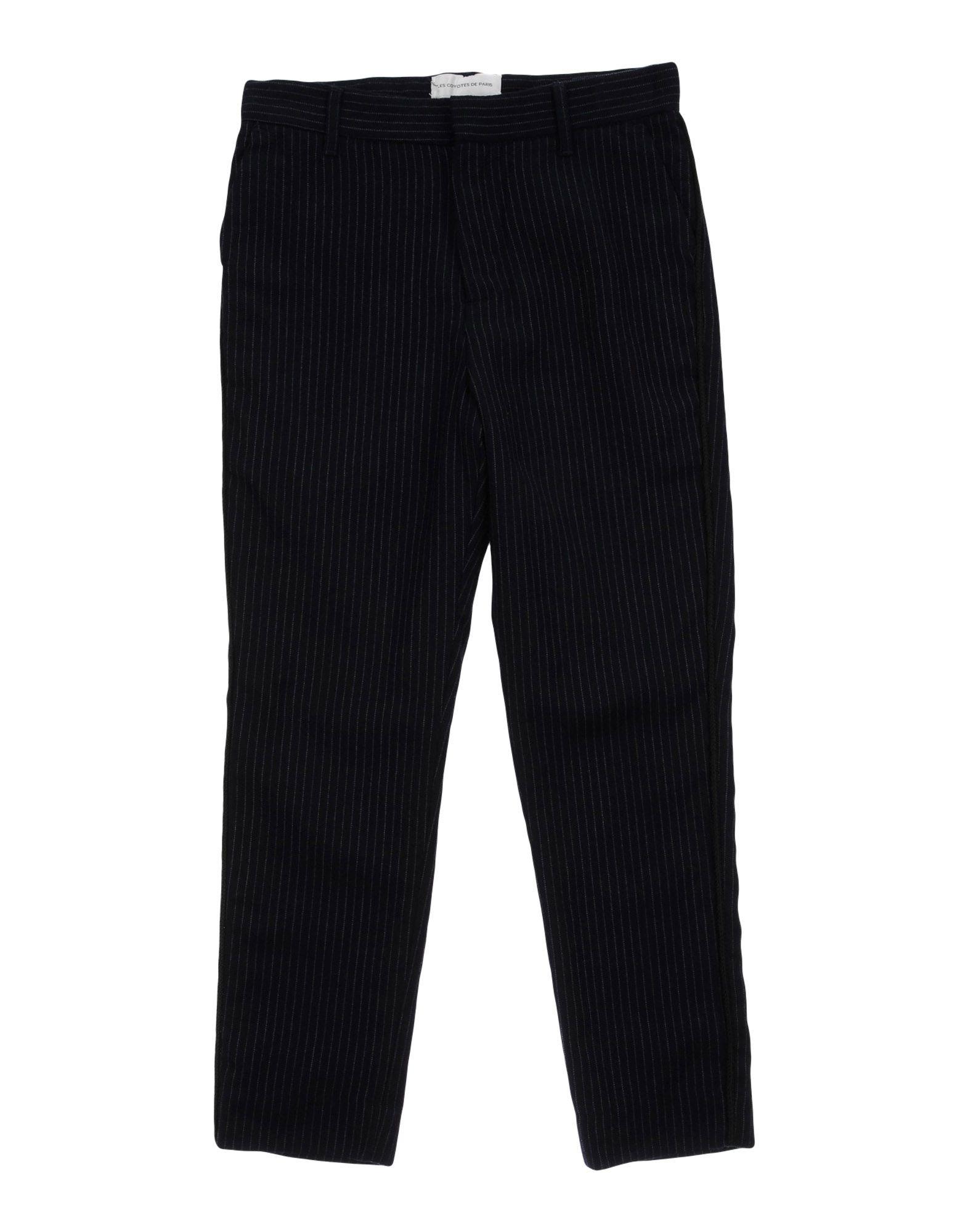 LES COYOTES DE PARIS Повседневные брюки цены онлайн