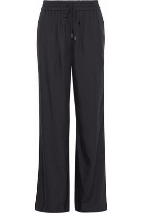 ALICE+OLIVIA Voile wide-leg pants