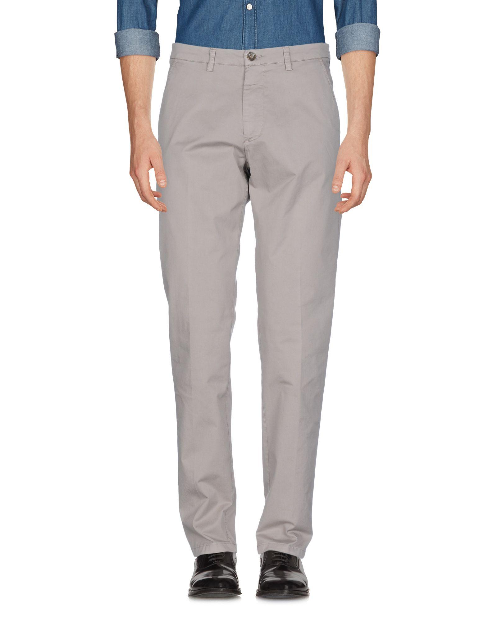 REVER'S Повседневные брюки брюки piamente